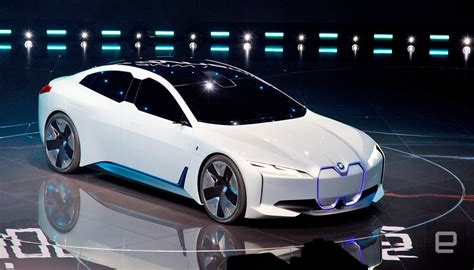 future cars bmw 2017 bmw i vision dynamics concept car pictures