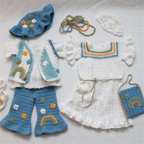 pattern for yarn doll wardrobes colors and the o jays on pinterest