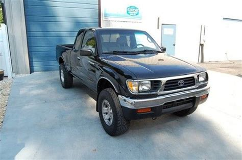Toyota Extended Warranty Sell Used 2001 Toyota Tacoma Crew Cab Trd 4x4 In Grand Bay