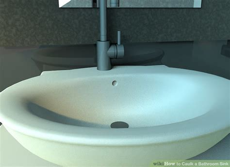 how to caulk a bathroom sink bathroom sink caulk bathroom design ideas