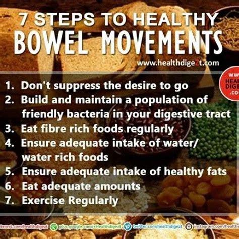 bowel movements health tips