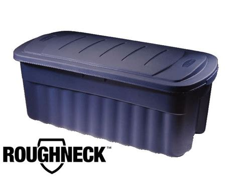 roughneck jumbo storage box 50 gal 2550 size 42 7