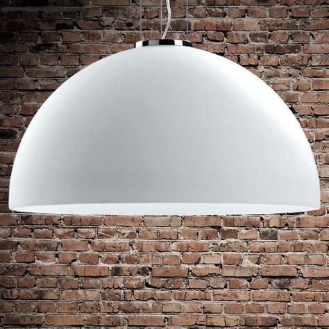 cupola ledusa ladario a sospensione 216 50cm tavolo cucina pranzo