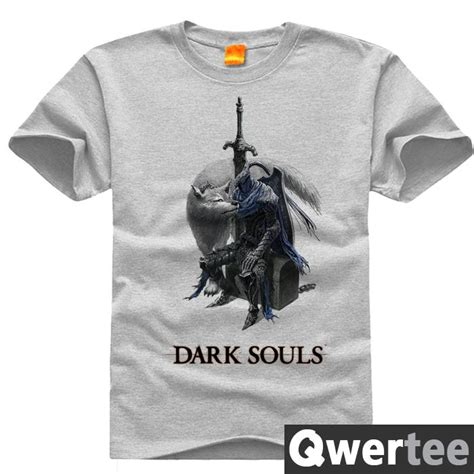Sweater Dengan Design Playstation souls ps xbox from software print original design fashion style casual cotton tshirt t