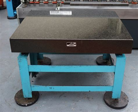 Surface Table by Crown Windley Granite Surface Table