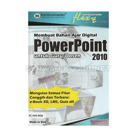 tutorial on powerpoint 2010 jual cd video tutorial powerpoint 2010 untuk guru dan dosen