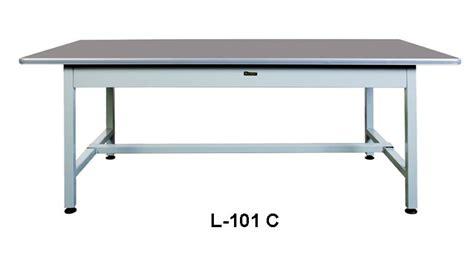 Kursi Kerja Besi meja rapat besi l 101 c distributor furniture