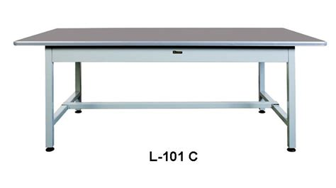 Meja Kursi Besi meja rapat besi l 101 c distributor furniture