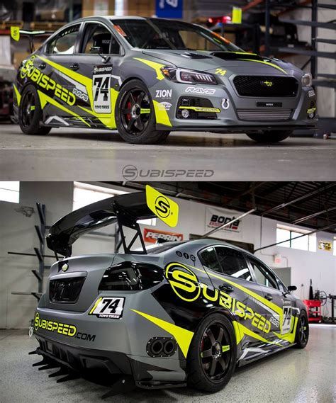 subaru racing decals 552 best images about cars livery designs ideas