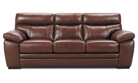 victor premium leather sleeper sofa the dump america s furniture outlet