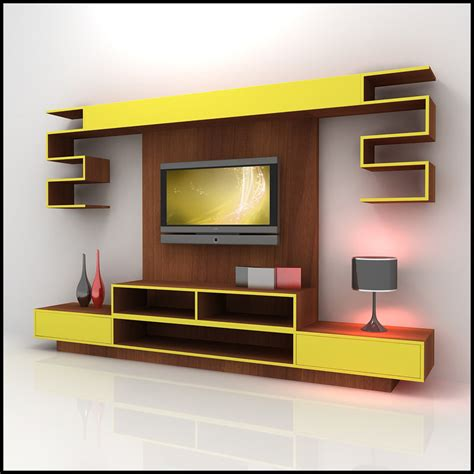 home design 3d wall height 3ds max modern tv wall unit