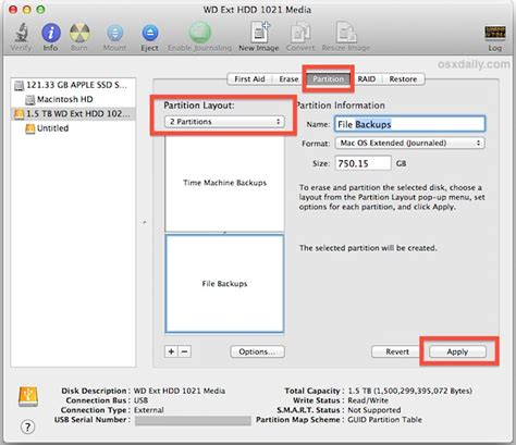 format external hard drive mac without losing data macos split volume for backups ask different