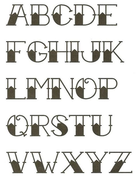 traditional tattoo number fonts zo maak je de mooiste letters voor jouw bullet journal 174