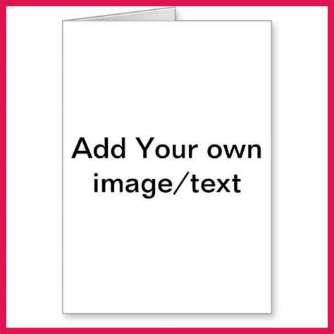 templates for greeting card inserts greeting card template word blank greeting card template