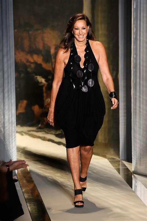 Runway Donna Karan by Donna Karan In Donna Karan Collection Runway 09