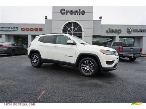 jeep compass 2018 black 2018 jeep compass latitude in white 227285 all