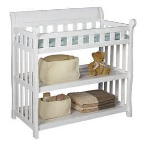 Nursery Changing Tables Delta Children Eclipse Changing Table Baby Nursery Table White Ebay