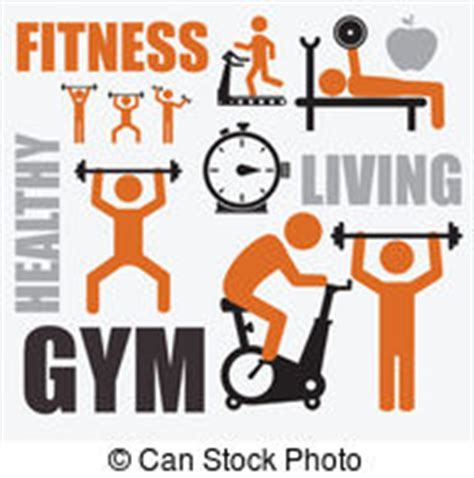 the graphic design exercise 144033532x fitness clip art vector graphics 110 161 fitness eps clipart vector and stock illustrations