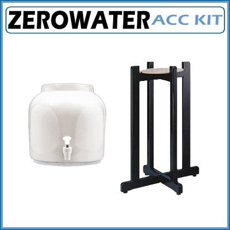 Water Crock Floor Stand by Awardpedia 2 Gallon Ceramic Crock