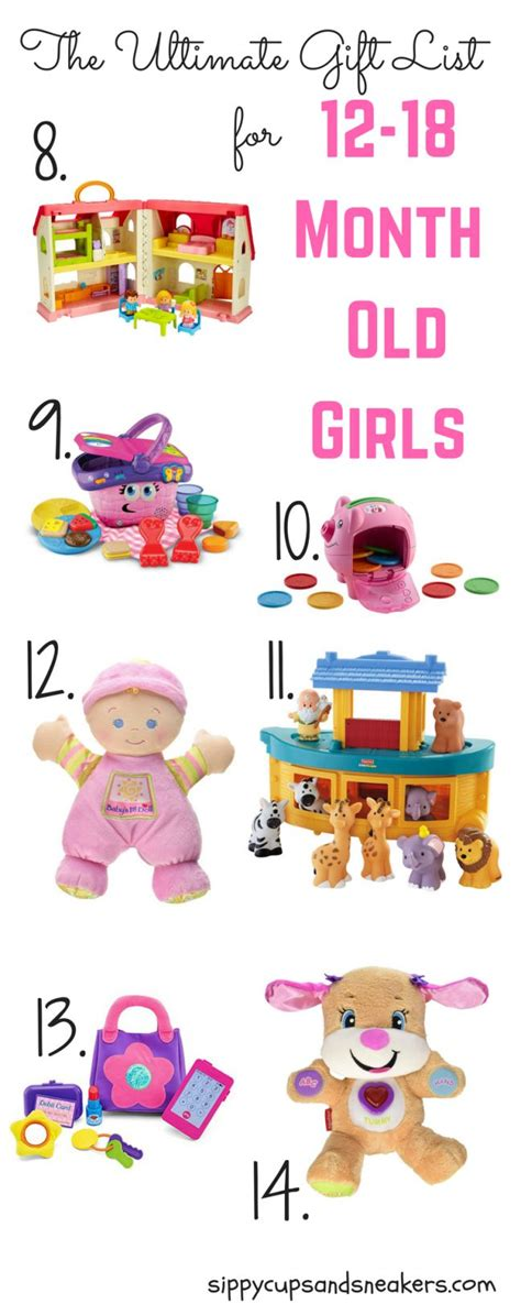 to 9 month baby girl christmas gifts the ultimate gift list for 12 18 month gifts gift list and the o jays