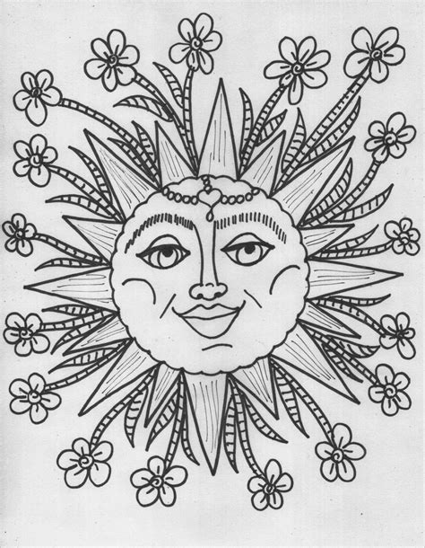 hippie coloring pages free coloring pages of hippy