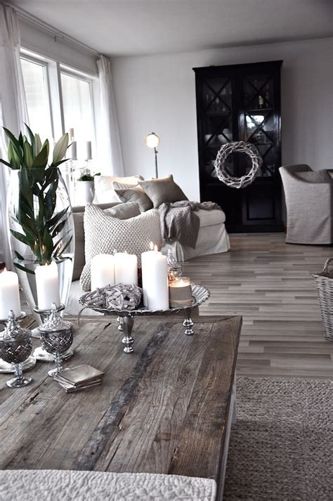 grey and white interior design