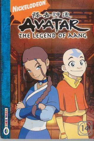 Avatar The Legend Of Aang Volume 9 Komik Berwarna avatar volume 14 the legend of aang by michael dante dimartino reviews discussion bookclubs