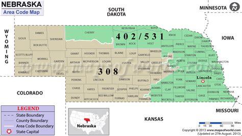 Nebraska Number Search Nebraska Area Code Map Arkansas Map