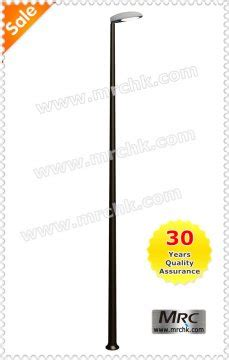 light poles in la aluminum light pole m la 157 mrc aluminum light