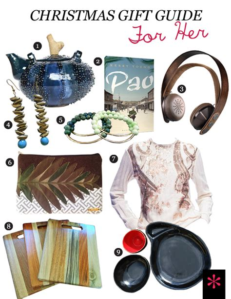 affordable holiday gift guide for her just a trace his her christmas gifts christmas decore