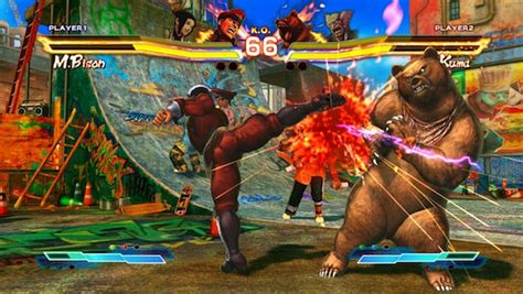mod game x fighting viz blog video game street fighter x tekken