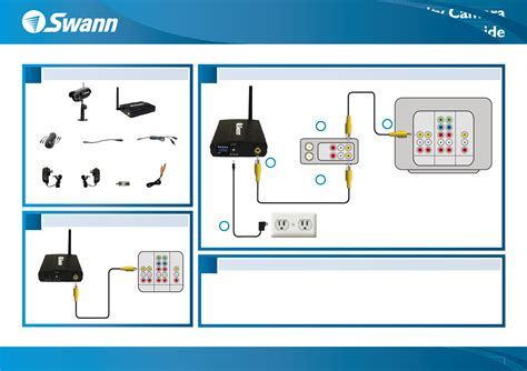swann security wiring diagram swann security