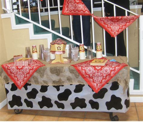 Cowboy Baby Shower Ideas cowboy baby shower decorations best baby decoration