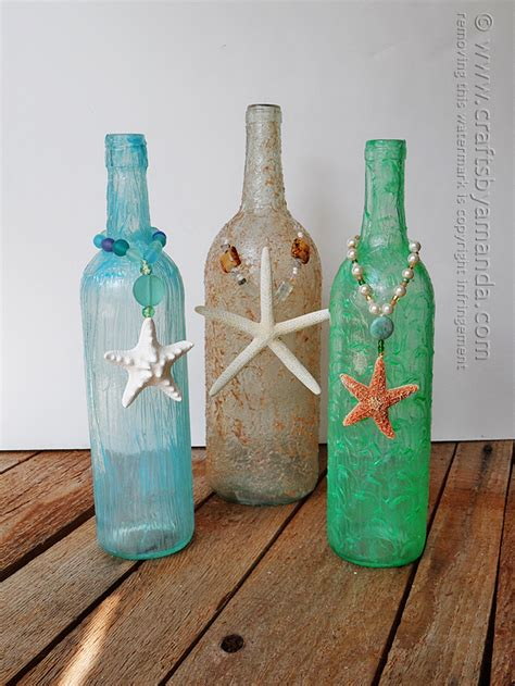 wine bottle crafts wine bottle crafts textured wine bottles
