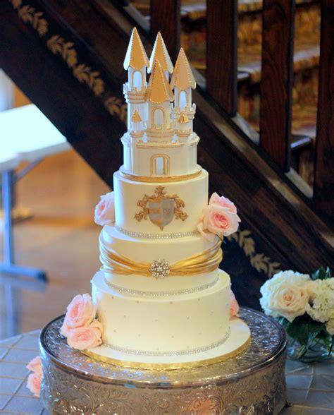 Castle Wedding Cake by Wedding Cakes Archives Ambrosia Cake Creations