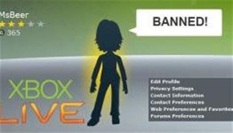 get banned from xbox live: your complete how to guide | n4g