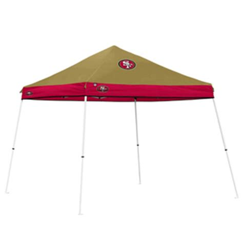 Canopy Sf San Francisco 49ers Nfl Football Tailgate Canopy Tent