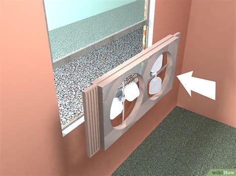 Come Rinfrescare Una Stanza by Come Usare Ventilatori Da Finestra Per Rinfrescare Un Edificio