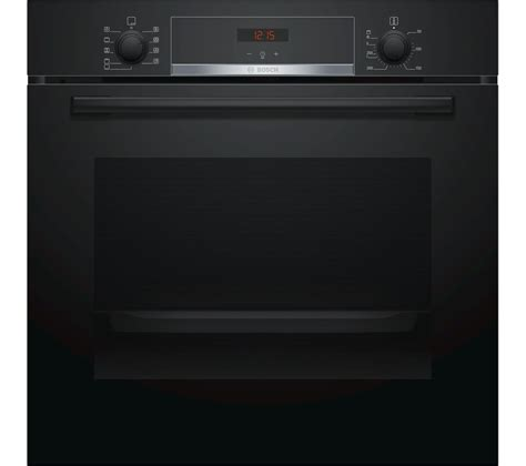 Buy BOSCH HBS534BB0B Electric Oven   Black   Free Delivery
