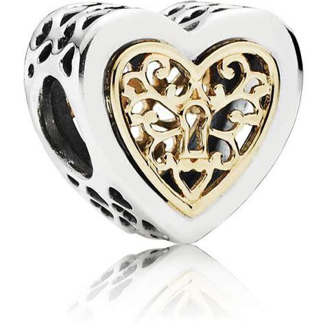 pandora cadenas de l amour charm pandora 791740 charm cadenas de l amour ajour 233 sur