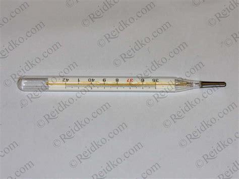 Termometer Klinis termometer klinis badan 187 reidko health