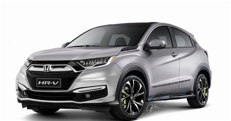 hrv redesign 2018 honda hrv redesign 2017 2018 2019 honda reviews