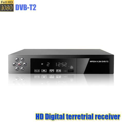 Set Top Box Ichiko Digital Receiver hd digital terrestrial receive dvb t2 support mp3 mpeg4