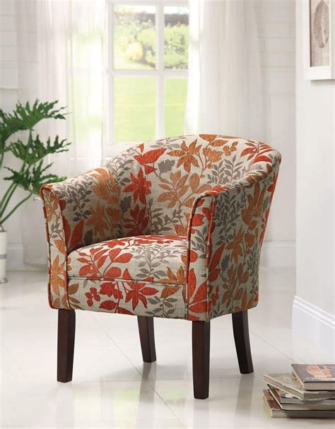 Fabric Living Room Chairs Fabric Chairs For Living Room Ktrdecor