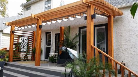 pergola with canopy retractable canopy free standing pergola patio canopy