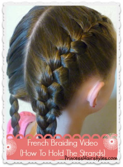 how to french braid hair step by step long hairstyles how to do a french braid step by step short hairstyle 2013