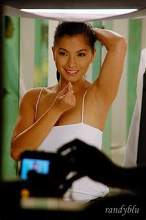 xq commercial actress angel locsin photo gallery angel locsin behind the scene
