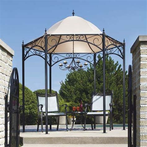 replacement canopy for living accents dome gazebo garden winds