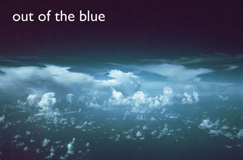 Out Of The Blues Original out of the blue index