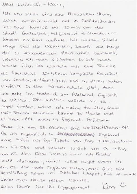 Au Pair Bewerbung Brief An Gastfamilie Lohnt Sich Die Kostenlose Au Pair Vermittlung 252 Ber Internetportale Kulturist Das Tor Zur
